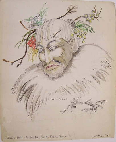 Whittaker costume design for King Lear